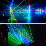 Disco 8eyes Spider Beam Moving Head Laser Light