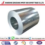 L'acciaio galvanizzato l'acciaio ricoperto zinco usato per rotola in su i portelli