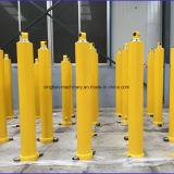 Sous le cylindre hydraulique télescopique d'étapes multi de remorque à vendre