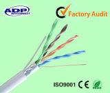 Costumbre Cat5e UTP CAT6 FTP cable LAN Cables de empalme RJ45