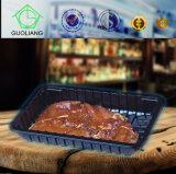 Bandeja de carne de plástico PP com/sem almofada de absorção