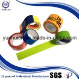 48mm x 66m Tamaño popular en Alemania cinta impresa personalizada