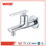 ハンドルのWeixiangの工場からの真鍮の洗面器の浴室のコックを選抜しなさい