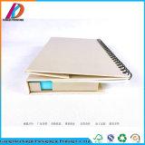工場粘着性があるノートおよびペンが付いているカスタム創造的な卓上カレンダー
