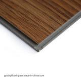 Plancher en bois de vinyle du système PVC de cliquetis d'Unilin de regard
