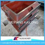Produto Ductile da caixa do molde da areia de ferro do ferro cinzento das caixas da areia da alta segurança