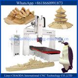 Des Großverkauf-5 Mittellinie CNC-Holzbearbeitung-Maschine Mittellinieengraver-Hochleistungsform-der Gravierfräsmaschine-5