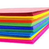 Tejidos de colores personalizados de papel de embalaje (CTB-2012)