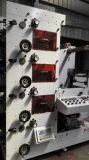Escritura de la etiqueta auta-adhesivo flexográfica de la impresora