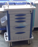 의학 무감각 트롤리를 간호하는 AG At007b3 저장 상자 병원