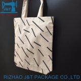 Bolso de lona de algodón 100% reciclado bolsas Mayoreo bolsas de algodón orgánico normal