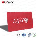 Injet印刷できるNtag213+Lf RFIDはカード頻度二倍になる