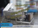 tanque fresco refrigerar de leite da forma 1500lu (tanque horizontal refrigerar de leite)