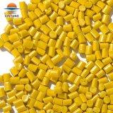 Желтый цвет пластика Masterbatch