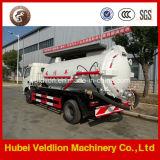 Dongfeng Duolika 6000L Faecale Suction Truck (LHD of RHD)