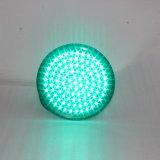le lampadine di segnalazione verdi di 300mm LED impermeabilizzano il semaforo del LED