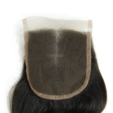 Wholesale Grade 8A Brazilian Human Hair Closure with Factory Price