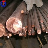 Rod de cobre 8mm, barra redonda de cobre