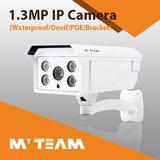 Câmera impermeável do CCTV da disposição HD 100m IR do diodo emissor de luz