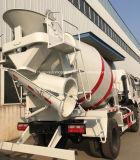 Dongfeng 6은 판매를 위한 3 M3 구체 믹서 트럭을 선회한다