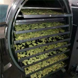 Strumentazione dell'essiccatore di gelata di vuoto dell'alimento di alta qualità