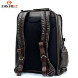 Backpack кожи коровы Chubont роскошный, перемещение Bapck для ежедневной пользы