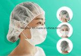 Protezione Bouffant chirurgica a gettare dei pp