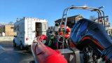 Steifes aufblasbares Fischerboot China-Aqualand 19feet 5.8m/Geschwindigkeits-Boot (rib580t)