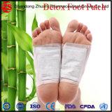 Pieds adhésifs Detox Patch avec adhésif Améliorer le sommeil beauté Patch minceur