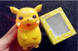 Newest 10000mAh aller Pokemon portable Pikachu Banque d'alimentation USB