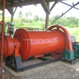 La certification ISO Mineral broyeur à boulets de broyage de minerai de la machinerie pour Cooper