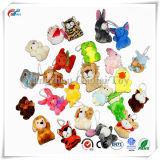 """Het Stuk speelgoed van Joyin 24 Pak van het Mini Dierlijke Stuk speelgoed van de Valentijnskaart van de Jonge geitjes van de Gunsten van de Partij van de Jonge geitjes van het Assortiment van het Stuk speelgoed van Stuffer van het Paasei van de Pluche (24 eenheden 3 """" elk)"""