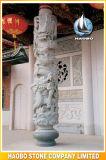 Dragon colonne décoratifs fabriqués à la main