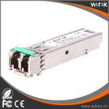 Ricetrasmettitore ottico compatibile di Huawei/HP/Cisco/DELL/Arista/Brocade 100Base-EX 1550nm 40km SFP con DDM