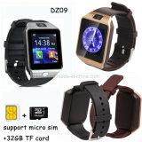 SIM 카드 구멍 (DZ09)를 가진 Bluetooth 최신 판매 지능적인 시계