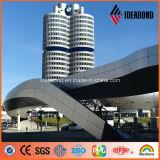 Ideabond 은 4mm 외면 훈장 알루미늄 클래딩