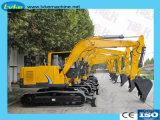 8,5 tonne Pelle hydraulique sur chenilles haute performance