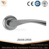 Классическим покрынная кромом ручка рукоятки замка двери сплава цинка (Z6154-ZR11)