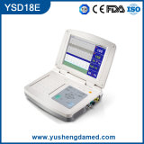 8.4 moniteur portatif approuvé de Digital Equipment Ce/ISO d'hôpital de pouce