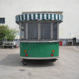 Camion mobile de vente de nourriture à vendre, chariot Jy-B25 de café