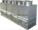 Elliptique à ailettes du condenseur évaporatif tube échangeur de chaleur du tube et le radiateur