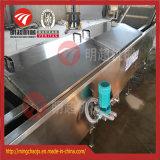 Machine de refroidissement de blanchiment de légume vert d'acier inoxydable