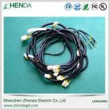 Transformador do setor montagens de cabos e cablagem