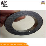 Anel de Vedação de grafite; Válvula gaveta Stern Embalagem embalagem do tubo de grafite de carbono do anel de vedação de glândula