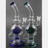 Glaswasser-Rauch-Rohr-Glaskugel-Filter