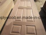 Piel de la puerta de la chapa de HDF para la decoración de la casa
