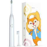 Écureuil blanc charge sans fil, type d'onde sonore brosse à dents électrique, de blanchiment intelligent