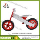 Bicicleta de madeira dos miúdos da grande bicicleta do balanço das crianças da qualidade