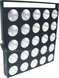 Träger-Blinder-Matrix-Panel China-5X5 25 LED