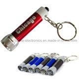 Fördernde LED helles Keychain mit Firmenzeichen druckte (3032)